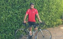 Retired Brigadier and Network Rail's top boss rides from London to Paris for a forces charity