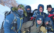 Weather thwarts Adaptive Grand Slam team's Mount Aconcagua attempt
