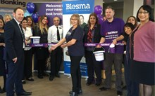 Ilford NatWest branch celebrate reopening by collecting donations for Blesma