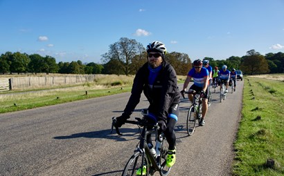 Three Counties Cycle Ride
