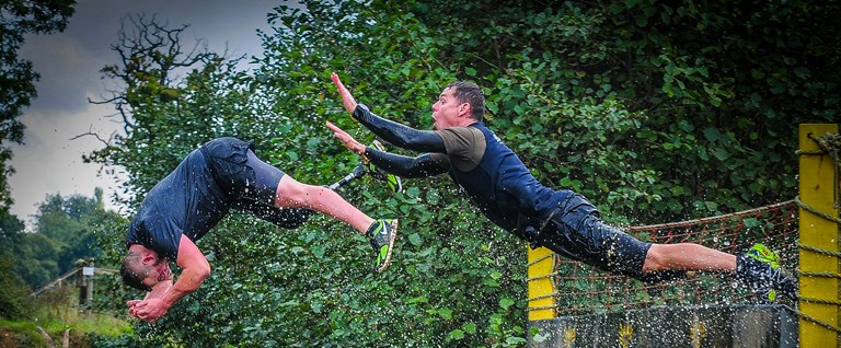 Wounded veterans to take on gruelling muddy obstacle race to raise funds for Blesma and we want you to join them!