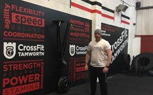 Veteran running a gruelling CrossFit Challenge in aid of Blesma