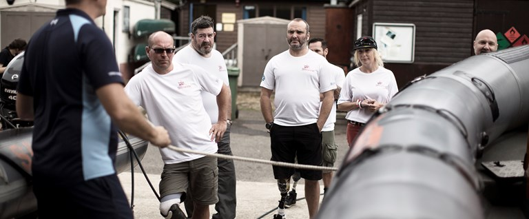 Real life stories: The wounded veterans hoping to set a new round-the-world record
