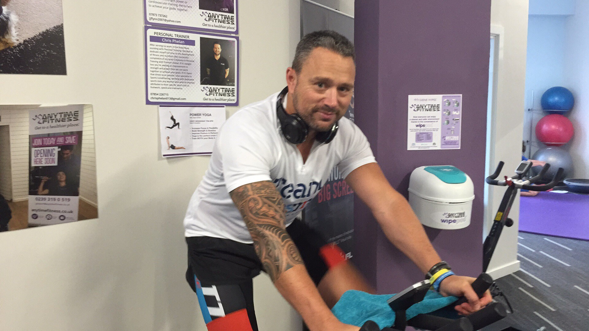 Veteran Takes On Worlds Coldest And Toughest Ultra Race To Help
