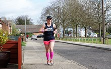 Blesma supporter takes on London Marathon to help wounded veterans