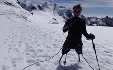 Double amputee veteran to reattempt Matterhorn climb