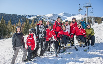 wintersports families