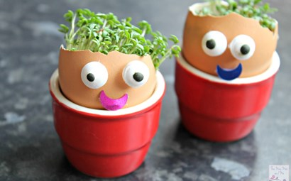 Cress Characters