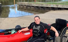 Former Army Combat medic to take on 150km kayak challenge